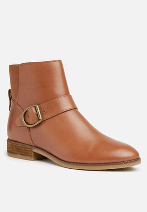 ALDO Pralia Boots Tan