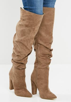 Madison® Aubrielle Boots Taupe