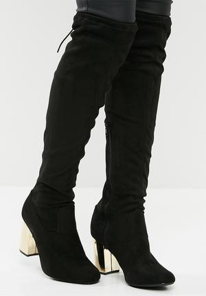 Madison® Lula Boots Black