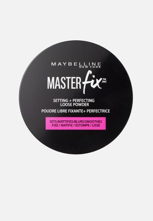 Master Fix Setting Powder - Translucent