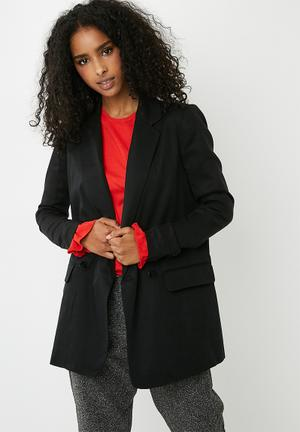 Vero Moda Chili Oversized Blazer Jackets Black