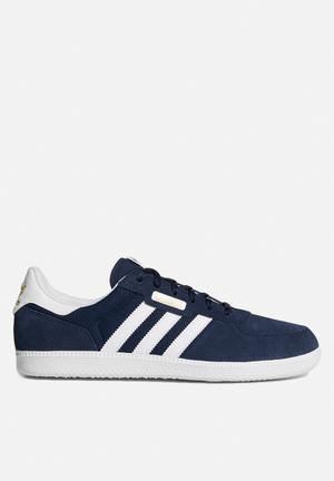Adidas Originals Leonero Sneakers Navy/FTWR White/Gold Met