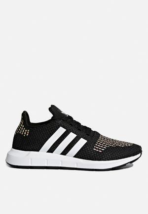 Adidas Originals Swift Run W Trainers Core Black/FTWR White/Core Black
