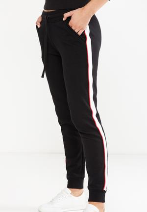 Cotton On Adele Trackpant - Black Trousers Black