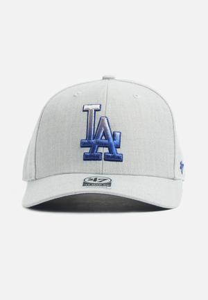 47 Brand 47 Brand Adjustable Headwear Grey & Blue