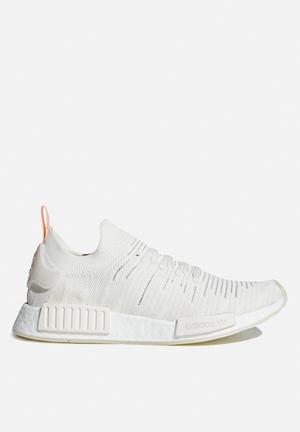 Adidas Originals NMD_R1 STLT PrimeKnit W Sneakers White / Clear Orange