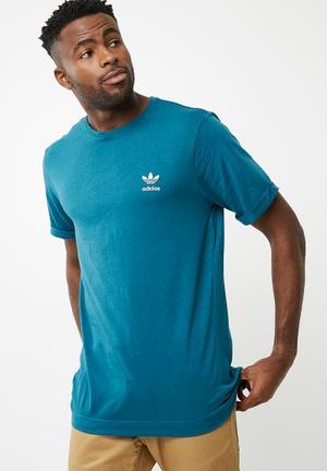 Adidas Originals Originals Tee T-Shirts Blue