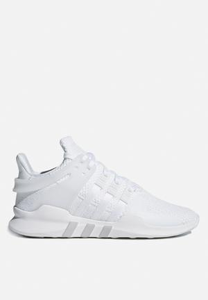 Adidas Originals EQT Support ADV Sneakers White/Grey One F17
