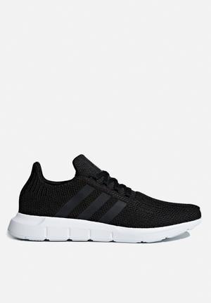 Adidas Originals Swift Run Trainers Core Black/Core Black/FTWR White