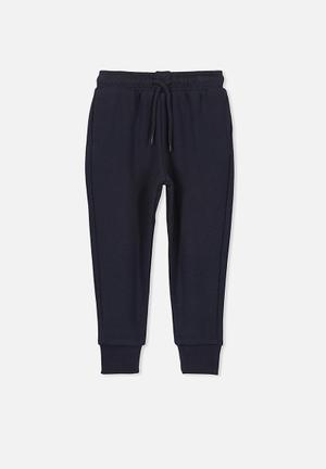 Cotton On Kids Lewis Trackpants Navy