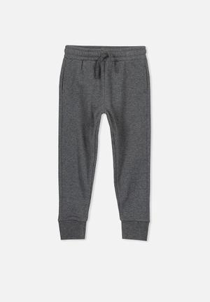 Cotton On Kids Lewis Trackpants Charcoal