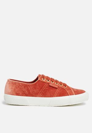 SUPERGA 2750 Sneakers Red Tabasco