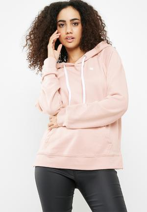 G-Star RAW Loose Hoodie Hoodies & Sweats Pink