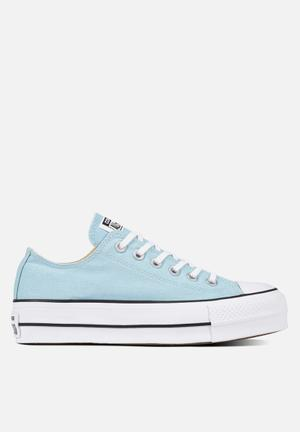 Converse Chuck Taylor All Star Low Sneakers Ocean Bliss / White