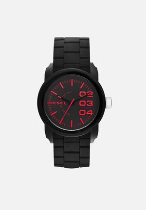 Diesel  Double Down Series Watches Black