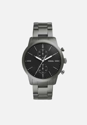 Fossil Townsman Watches Gunmetal