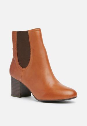 ALDO Frialia Boots Tan