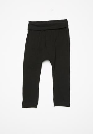 Name It Kids Boys Tommy Baggy Pants Black