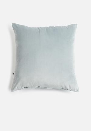 Hertex Fabrics Cushion Cover - Pearl Blue 100% Polyester