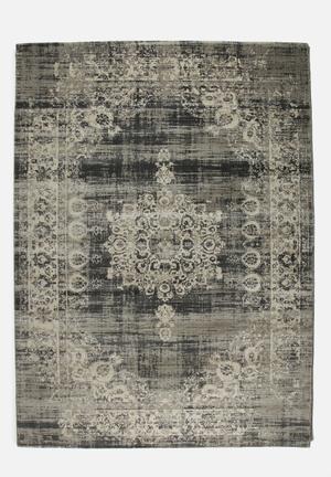 Fotakis Velvet Rug - Vintage Dark/light  Polypropylene With Cotton Backing
