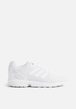 Adidas Originals Kids ZX Flux C Shoes White