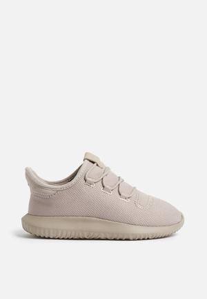 Adidas Originals Kids Tubular Shadow C Shoes Vapgrey/Rawpin