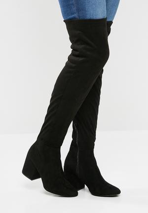 ALDO Belinna - Black Boots Black