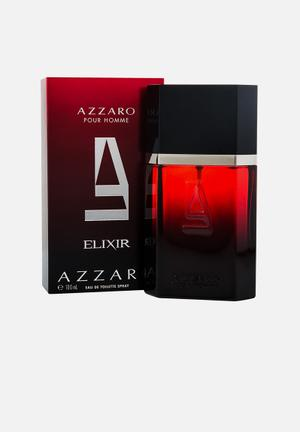 Azzaro Homme Elixir Edt 100ml Spray (Parallel Import)