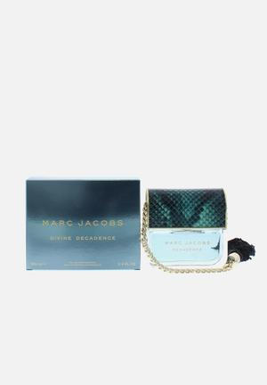Marc Jacobs Marc Jacobs Divine Decadence 100ml Edp Fragrances
