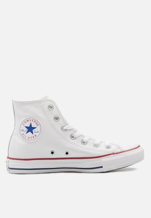 Converse Chuck Taylor All Star Leather Sneakers White