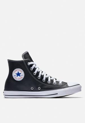 Converse Chuck Taylor All Star Leather Sneakers Black