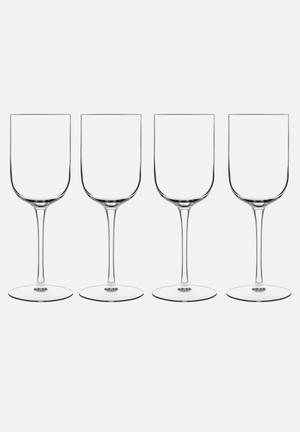 Sublime red wine glass - set of 4