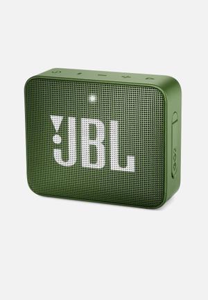 Go 2 portable speaker - green