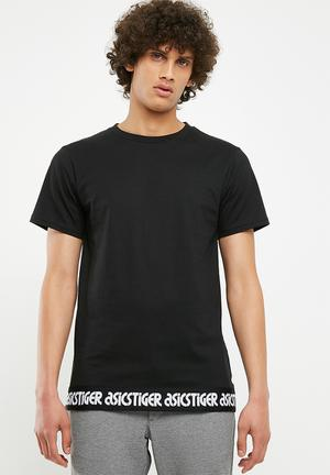LT short sleeve tee - black
