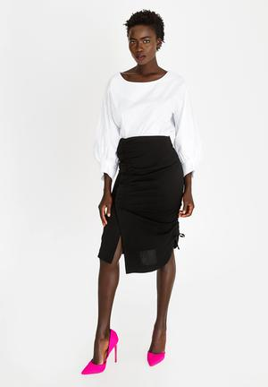 f995ccd76be STYLE REPUBLIC Tiered skirt for Women