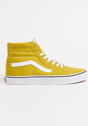 UA SK8-Hi Sneaker Lime