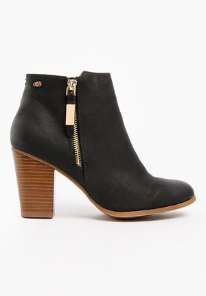 8a4582889936 Ankle boots - black