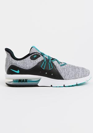 c7f9a59ad54 Nike Air Max Sequent 3 Runners White