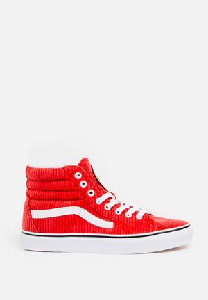Sk8-Hi Sneakers Red