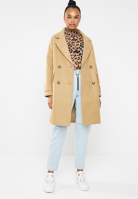 6f16120aa Brown Coats for Women   Buy Brown Coats Online   Superbalist.com
