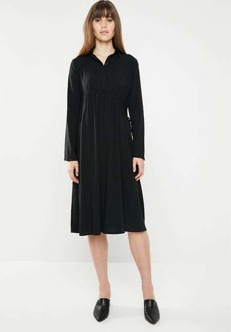 e56bfd356377 Shirt dress Dresses for Women | Buy Shirt dress Dresses Online |  Superbalist.com