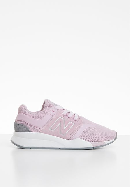 New Balance Infant 373 Velcro Sneakers Lilac