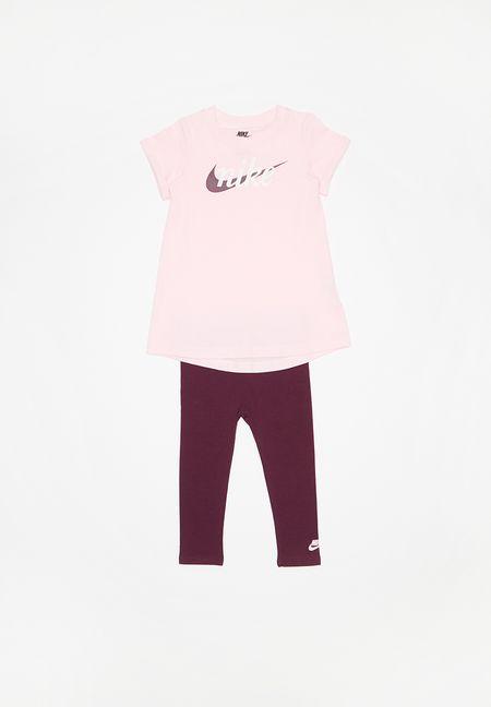 Nike Love Air Scoop Schwarz T Shirt Damen
