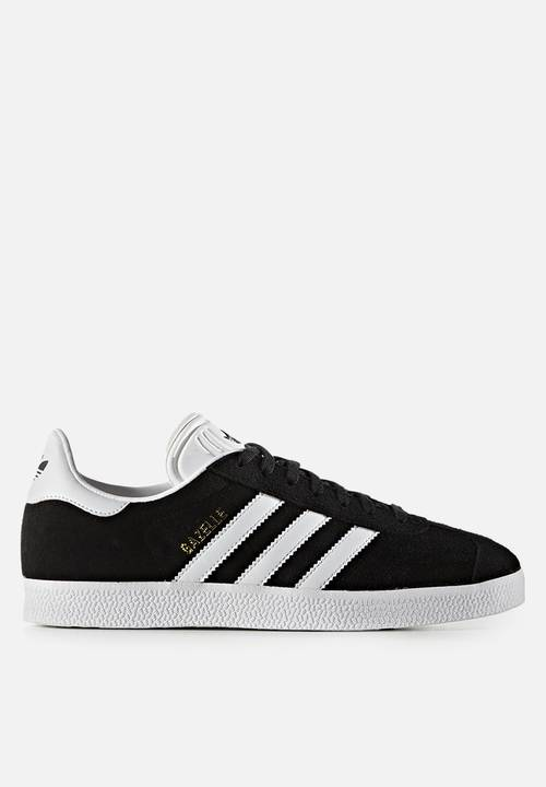 adidas Originals Gazelle - BB5491 - Core Black / Vintage White adidas  Originals Sneakers | Superbalist.com