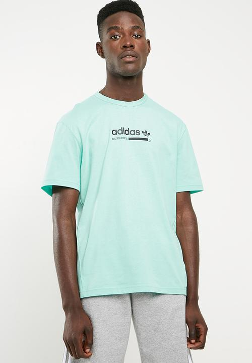 dc3e504a1 Kaval short sleeve tee - clear mint adidas Originals T-Shirts ...