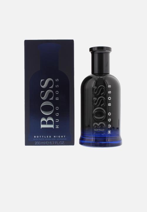 hoch gelobt attraktive Farbe Fang Hugo Boss Bottled Night Edt - 200ml (Parallel Import)