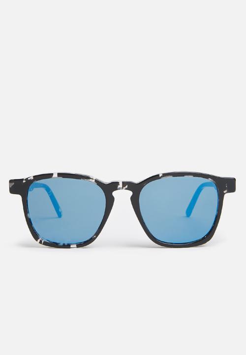 c29d95f5a43c7 Unico QKB - blue mirror SUPER By Retrosuperfuture Eyewear ...