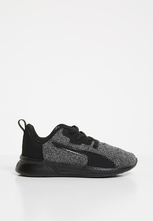 616026184f9 Tishatsu runner knit ac infants - core black PUMA Shoes ...