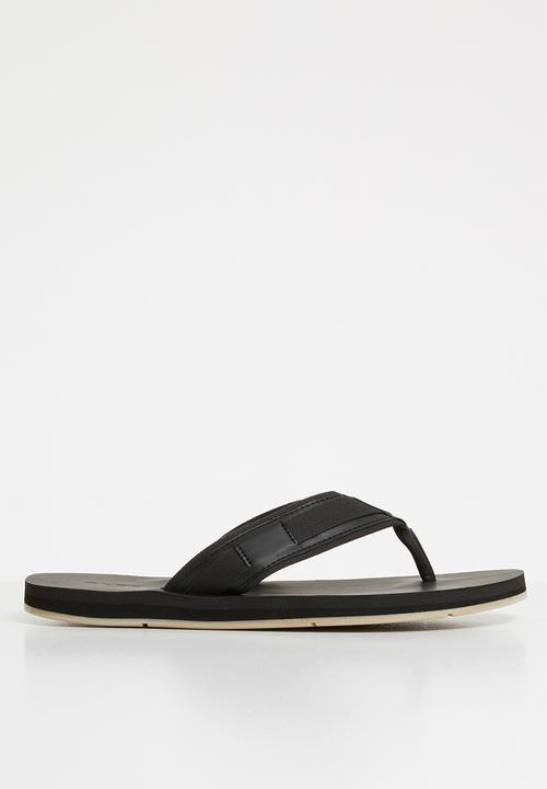 Bralesa sandal - black ALDO Sandals   Flip Flops