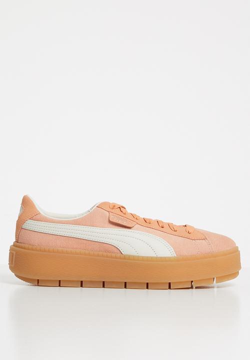 3ce5cae8d2d5 Platform trace corduroy wn s - 366977 01 - coral PUMA Sneakers ...